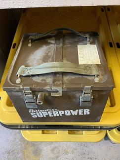 Battery box side
